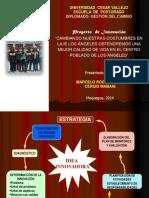 Proyectos de Innovacion Ucv2014