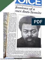 Confessions of a Former Anti-Semite