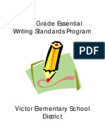 5th Gr Writing Resource Packet