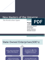New Masters of the Universe (1)