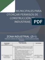 NORMAS MUNICIPALES PARA OTORGAR PERMISOS DE CONSTRUCCIÓN DE