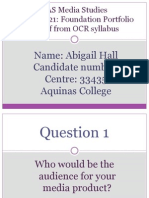 evaluation q 1 2 3