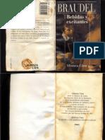 Libro - Fernand Braudel - Bebidas y Excitantes