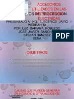 Dispositivos de Proteccion Ing. Piedrahita