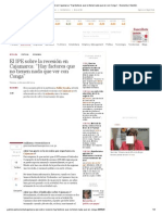 """El IPE sobre la recesión en Cajamarca_ """"Hay factores que no tienen nada que ver con Conga"""" - Economía _ Gestión"""