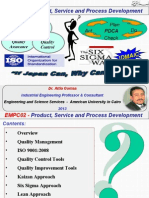 TQM & Product Development 18 06 2013