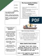Exam Study Strategies for SUCCESS