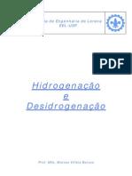 HidrogenacaoEDesidrogenacao