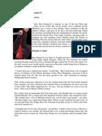 Chen Taiji - Ren Guang-Yi´s history