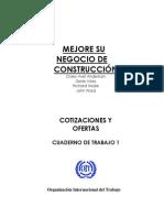 Cuaderno 1 Cotizaciones y Ofertas