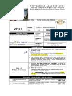 Trabajo Academico Teoria General Del Proceso 2013