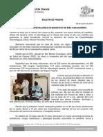 08/01/14 ODONTOLOGÍA ESPECIALIZADA EN BENEFICIO DE MÁS OAXAQUEÑOS