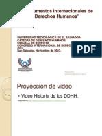 Instrumentos Internacionales de Ddhh Congreso Internacional Logo