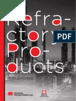 Mathios Refractories Catalog Web Edition