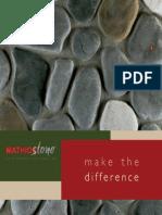 Katalogos Make the Difference 19x19 Small