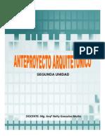 Expresion Arq II Segunda Unidad Anteproyecto 4 1230647713718448 1