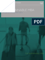 ASB - The Sustainable MBA
