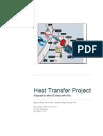 Nodal Heat Transfer Project