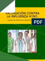Vacuna Influenza h1n1