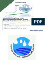 Technical Presentation - Dr. Heru Hendrayana (UGM)