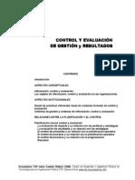 HINTZE, Jorge - Control y Evaluacion