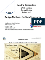 6. Design Methods for Ship Structures