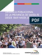 Dinámica Poblacional santa fe