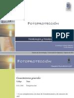 Fotoprotección 2013