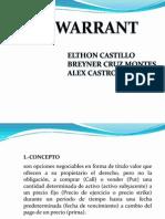 El Warrant Final