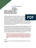 Destruction Through Psychiatry