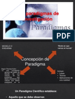 Los paradigmas de investigación JL