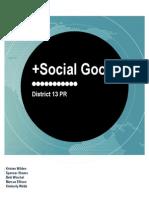 PlusSocialGood Campaign