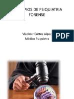 Clase Psiquiatria Forense 2010