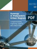 synergy in polycentric urban regions