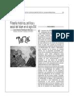Ibn Haldun filosofía histórica, política y social del Islam en el siglo XIV