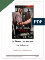 La Musa de Joshua - Fae Sutherland