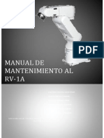 Manual de Mantenimiento Rv-1a