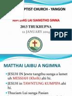MATHAI thukhupna