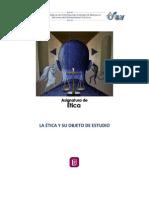 1.5_La Etica y Su Objeto de Estudio