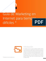 Guia de Marketing en Internet Para Tiempos Dificiles