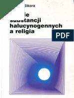Sikora Tomasz - Użycie substancji halucynogennych a religia