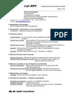 PDF f Msds Omnitek Acryl Apv