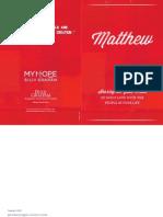 Matthew Manual