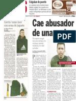 Policiaca  13 de enero 2014