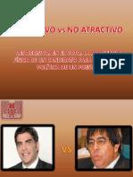 Atractivo vs No Atractivo