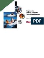 Raymarine 45STV Satellite System