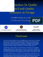 Best Practices_Quality Control_QualityAssurance in Design