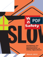 Work Zone Safety
