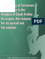 Terrorism in the Kingdom of Saudi Arabia