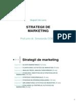 Suport Strategii de Mk 2013